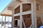 деревянный дом lunwerk