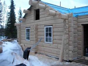 норвежский дом сделан в Беларуси